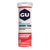 GU Energy Brew Hydration Alimentazione sportiva Strawberry Lemonade 12 pezzi